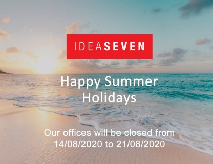 Happy Summer Holidays 2020